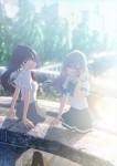 Iroduku sekai no ashita kara anime visual