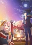 Yuru camp anime s2 visual 4