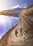 Yuru camp anime s2 visual 5