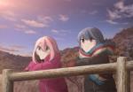 Yuru camp anime s2 visual 6