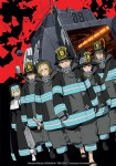 Fire force anime visual 1