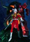 Mobile suit gundam the origin Advent of the Red Comet visual 1