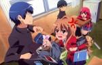 Todadora anime visual 1