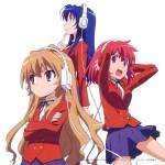 Todadora anime visual 2