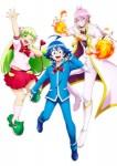 Mairimashita Iruma kun anime visual 1