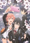 My teen romantic comedy anime s3 visual