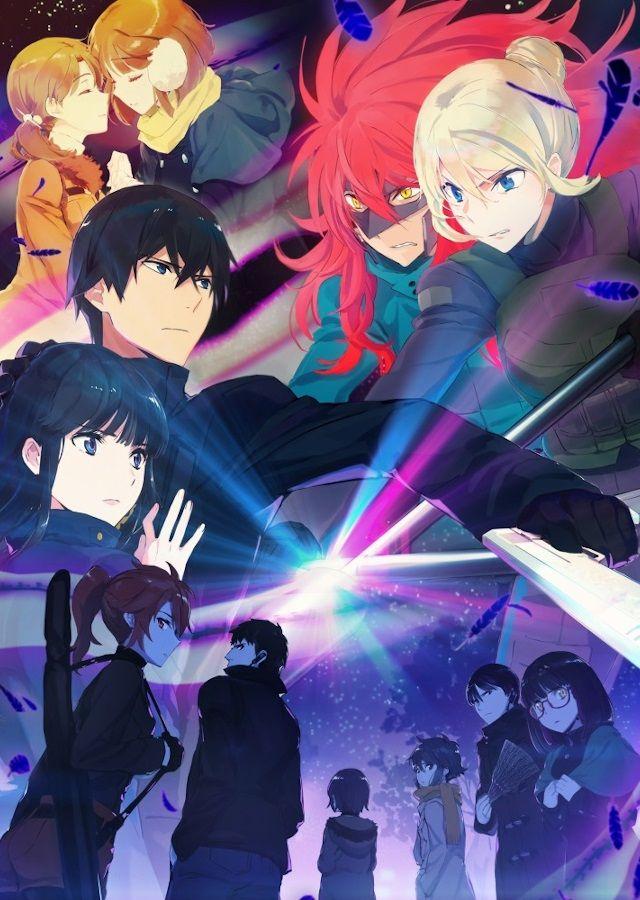 The Irregular at Magic High School s2 anime visual 2