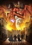 Dragon Ie wo Kau anime visual
