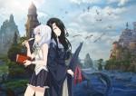 Wandering_Witch_The_Journey_of_Elaina_anime_visual 3
