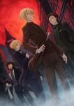 Moriarty the Patriot anime visual 3