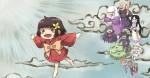 The house spirit tatami chan visual 1