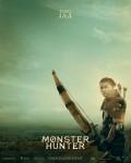 Monster Hunter live affiche 2