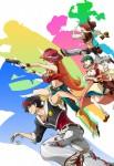 Back Arrow anime visual 2