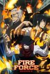 Fire Force saison 2 anime visual 4