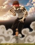 Baki Son of Ogre anime 2021 visual 2