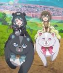 Kuma_kuma_kuma_bear_anime visual 3