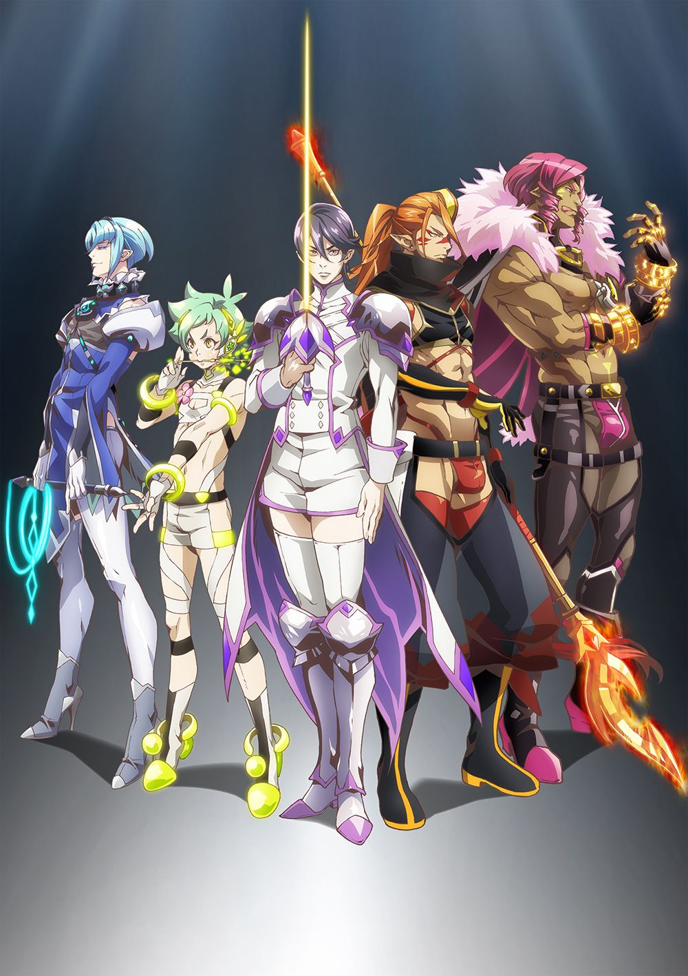 Fairy Ranmaru anime visual 2