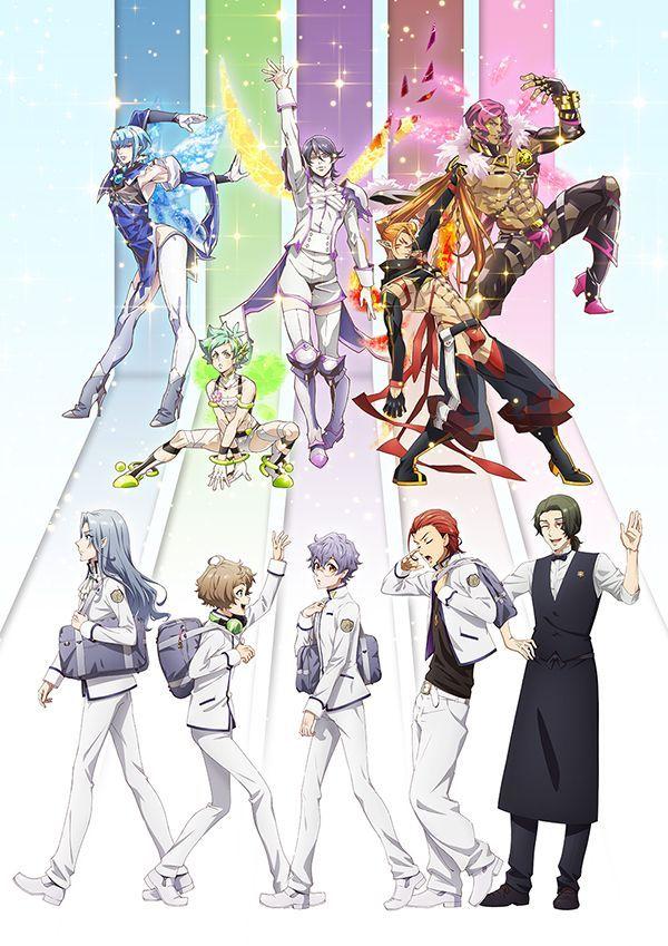 Fairy_Ranmaru anime visual