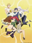 Full dive anime visual 1