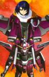 Gundam seed anime visual 8