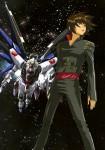 Gundam seed destiny anime visual 1