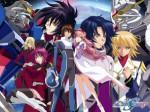 Gundam seed destiny anime visual 6