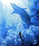 Blue submarine 6 visual 1