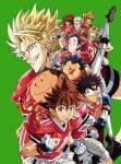 Eyeshield 21 anime visual 1