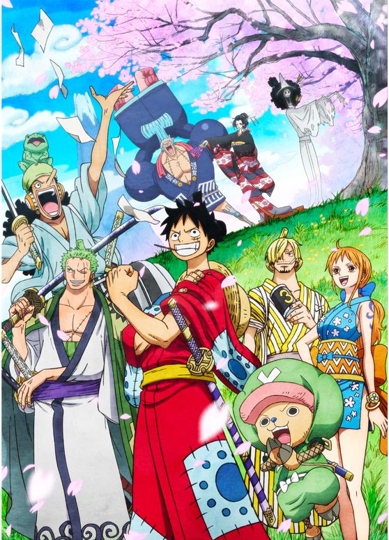 One piece anime arc wano