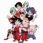 Dragon ball anime visual 1