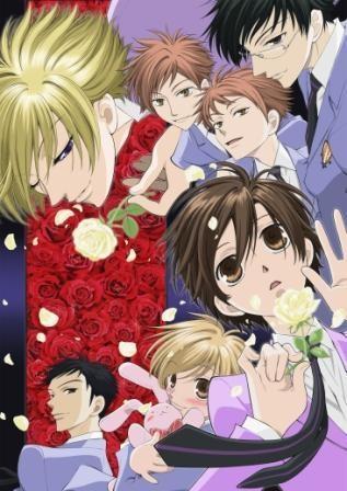 Host club anime visual 1