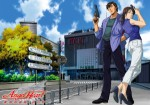 Angel heart anime visual 1