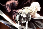 Claymore visual anime 2