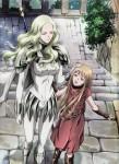Claymore visual anime 3