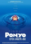 Ponyo affiche viet