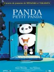 Panda petit panda affiche