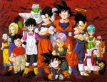 Dragon ball z visual 2
