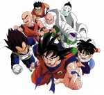 Dragon ball z visual 3
