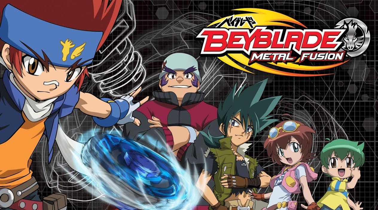 beyblade metal fusion et bakugan rejoignent le catalogue