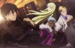 Darker than black anime visual 8