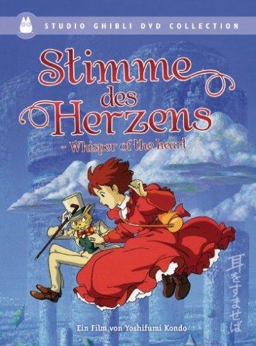 Stimme des herzens jaquette dvd allemand