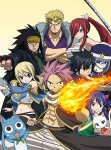 Fairy tail anime visual 1
