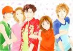 Hana yori dango manga visual 1