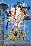 Jojo stardust crusaders visual 4
