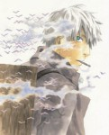 Mushishi manga visual 1