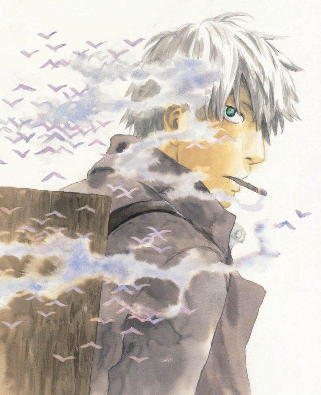 Mushishi manga visual 1