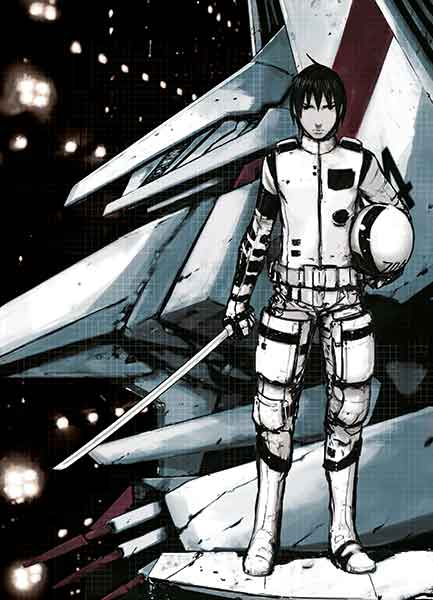 Knights of sidonia visual 3