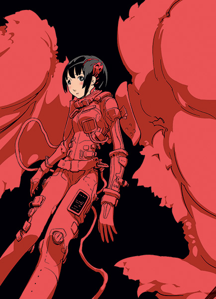 Knights of sidonia visual 6