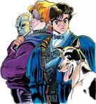 Jojo phantom blood visual 1