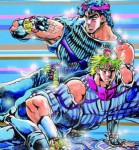 Jojo phantom blood visual 5